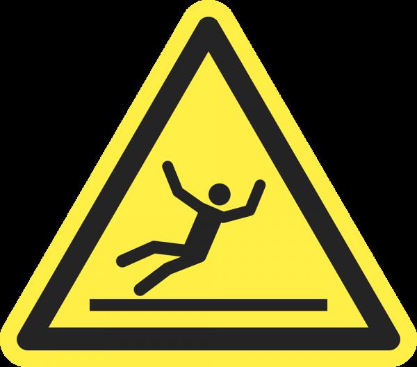 Warnung vor Rutschgefahr ISO 7010-W011