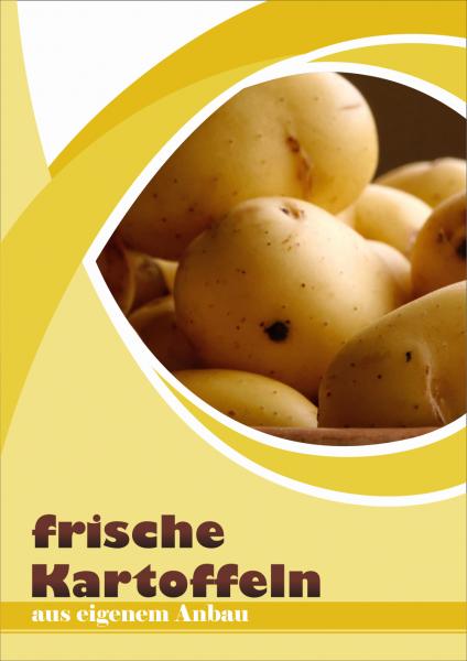 Plaktat, Kartoffeln