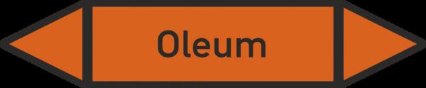 Rohrleitungskennzeichnungen - Öleum