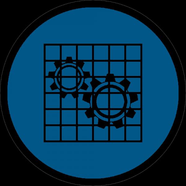 Absperrung prüfen ISO 7010-M027